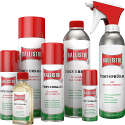 Ballistol-Universalöl 50ml Spray 5-sprachig